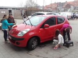 De Carwash in Wevelgem.