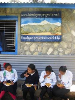 Celebrating our first school in Chitre