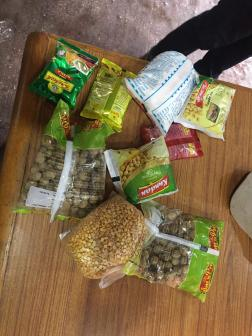Staple foods for the Nepalese