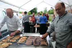16de Gezinsbarbecue in 't Couvent