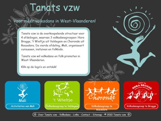 tanats folk west-vlaanderen